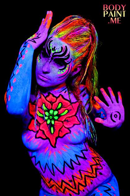 bodypaint me UV Bodypaint